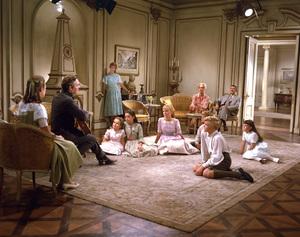 """The Sound of Music""Julie Andrews, Christopher Plummer, Eleanor Parker1964 Twentieth Century Fox**I.V. - Image 5370_0167"