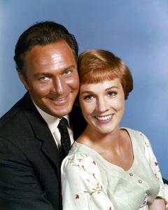 """The Sound of Music""Christopher Plummer, Julie Andrews1965 20th Century Fox ** I.V. - Image 5370_0174"