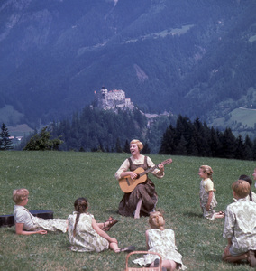 """The Sound of Music""Julie Andrews1965 20th Century Fox - Image 5370_0191"