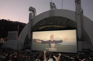 """The Sound of Music"" sing-a-long2005 / Hollywood Bowl / Hollywood, CA / Photo by Jon Didier - Image 5370_0198"