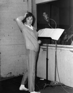 """The Sound of Music""Julie Andrews1965 20th Century Fox** I.V. - Image 5370_0216"