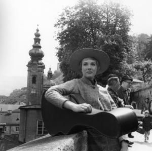 """The Sound of Music""Julie Andrews1965 20th Century Fox** I.V. - Image 5370_0232"