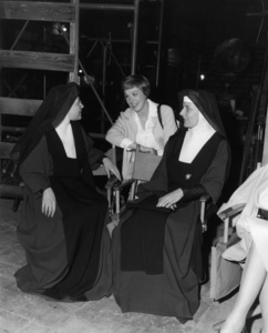 """The Sound of Music""Julie Andrews1965 20th Century Fox** I.V. - Image 5370_0234"