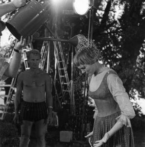 """The Sound of Music""Julie Andrews1965 20th Century Fox** I.V. - Image 5370_0238"