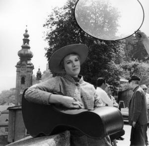 """The Sound of Music""Julie Andrews1965 20th Century Fox** I.V. - Image 5370_0239"