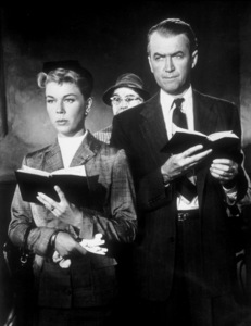 """""""Man Who Knew Too Much, The""""Doris Day and James Stewart.  1956 Paramount - Image 5372_0002"""