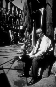 """""""Man Who Knew Too Much, The""""Director Alfred Hitchcock. 1956 / Paramount © 1978 Sanford Roth / AMPAS - Image 5372_0020"""
