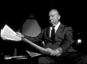 """Man Who Knew Too Much, The""Director Alfred Hitchcock.  1956. © 1978 Sanford Roth / AMPAS - Image 5372_0022"