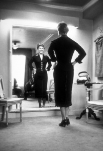 """""""Man Who Knew Too Much, The""""Doris Day in wardrobe.1956/Paramount. © 1978 Sanford Roth / AMPAS - Image 5372_0031"""