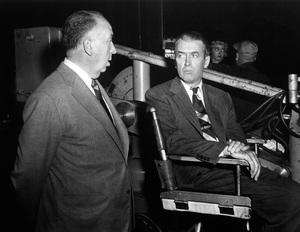 """""""The Man Who Knew Too Much""""Director Alfred Hitchcock, James Stewart1956 Paramount Pictures** I.V. - Image 5372_0044"""