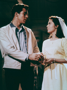 """West Side Story,""Natalie Wood & Richard Beymer.1961/UA. - Image 5373_0002"