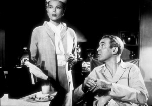 """""""Rear Window,"""" Grace Kelly and James Stewart. 1954 Paramount - Image 5375_0004"""