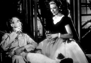 """""""Rear Window,"""" James Stewart and Grace Kelly.1954 Paramount - Image 5375_0005"""