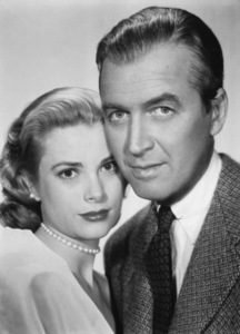 """Rear Window""Grace Kelly, James Stewart1954 Paramount Pictures** I.V. - Image 5375_0024"