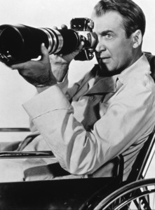 """Rear Window""James Stewart1954 Paramount Pictures** I.V. - Image 5375_0027"