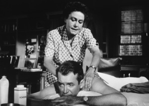 """""""Rear Window""""Thelma Ritter, James Stewart1954 Paramount Pictures** I.V. - Image 5375_0030"""