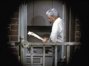 """Rear Window""Raymond Burr1954 Paramount**I.V. - Image 5375_0061"