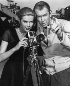 """""""Rear Window"""" Grace Kelly, James Stewart1954 Paramount Pictures** I.V. - Image 5375_0066"""