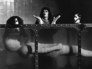 """""""Rocky Horror Picture Show, The""""Patricia Quinn, Tim Curry, Nell Campbell1975 / 20th © 1978 John Jay - Image 5376_0027"""