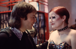 """Rocky Horror Picture Show, The""Dir. Jim Sharman, Nell Campbell1975 20thPhoto by John Jay / **I.V. - Image 5376_0031"