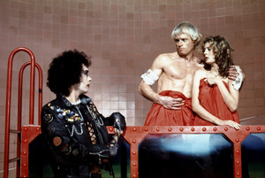 """Rocky Horror Picture Show, The""Tim Curry, Peter Hinwood, Susan Sarandon.1975 / 20th © 1978 John Jay - Image 5376_0064"