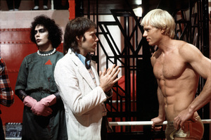"""""""Rocky Horror Picture Show, The""""Tim Curry, Peter Hinwood1975 / 20th © 1978 John Jay - Image 5376_0065"""