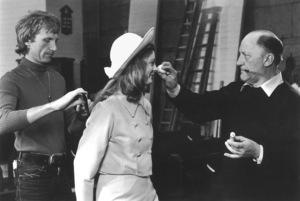 """Rocky Horror Picture Show, The""Susan Sarandon behind the scenes1975 20th / © 1978 John Jay / **I.V. - Image 5376_0076"