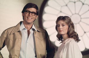 """""""Rocky Horror Picture Show, The""""Barry Bostwick, Susan Sarandon1975 20thPhoto by John Jay / **I.V. - Image 5376_0090"""