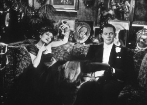 """Sunset Boulevard""Gloria Swanson and William Holden1950 Paramount / MPTV - Image 5378_0002"