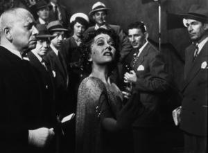 """""""Sunset Boulevard"""" Erich Von Stroheim and Gloria Swanson 1950 Paramount - Image 5378_0005"""