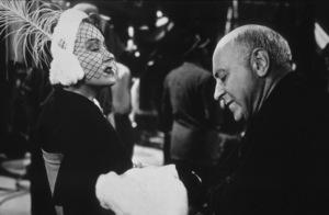 """Sunset Boulevard""Gloria Swanson and Cecil De Mille1949/ParamountMPTV - Image 5378_0025"