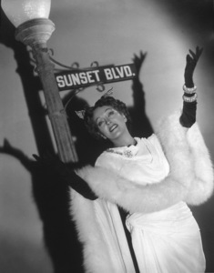 """Sunset Boulevard""Gloria Swanson1950Photo by Whitey Schaefer - Image 5378_0124"