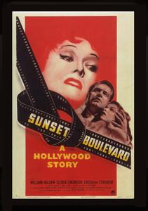 """""""Sunset Boulevard""""Poster1950 Paramount**I.V. - Image 5378_0134"""