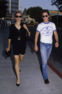 Madonna and Sean Penn1987 © 1987 Gary Lewis - Image 5384_0061