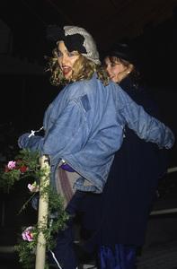 Madonnacirca 1980s © 1980 Gary Lewis - Image 5384_0062