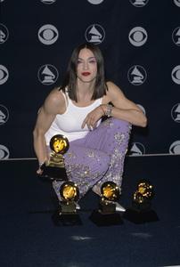 "Madonna at ""The Grammy Awards""1999 © 1999 Gary Lewis - Image 5384_0064"