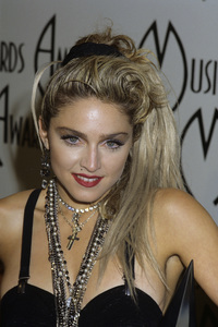 "Madonna at ""The 12th Annual American Music Awards"" 1985 © 1985 Gary Lewis - Image 5384_0066"