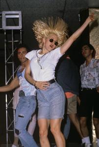 Madonnacirca 1980s © 1980 Gary Lewis - Image 5384_0077