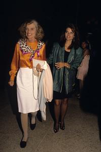 Maria and Eunice Shrivercirca 1980s © 1980 Gary Lewis - Image 5389_0059
