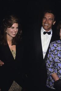 Arnold Schwarzenegger and Maria Shrivercirca 1990s © 1990 Gary Lewis - Image 5389_0066