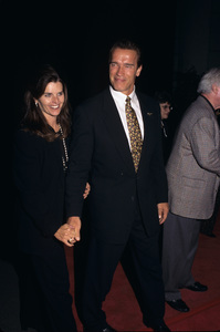 Arnold Schwarzenegger and Maria Shrivercirca 1990s © 1990 Gary Lewis - Image 5389_0067