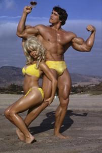 Arnold SchwarzeneggerDecember 1974© 1978 Mario Casilli - Image 5389_0083
