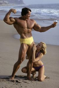 Arnold SchwarzeneggerNovember 1974© 1978 Mario Casilli - Image 5389_0084