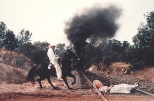 """Maxie""Mandy Patinkin, Glenn Close1985 OrionPhoto by Wynn Hammer - Image 5390_0001"