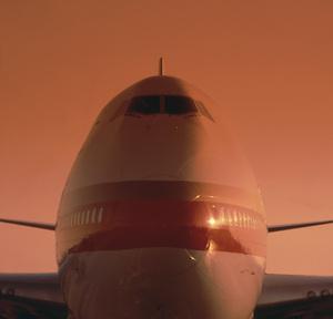 TransportationAirplane (747)1989 © 1989 Ron Avery - Image 5398_0039