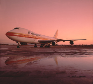 TransportationAirplane (747)1989 © 1989 Ron Avery - Image 5398_0040