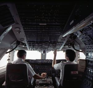 TransportationAirplane (747)1989 © 1989 Ron Avery - Image 5398_0041