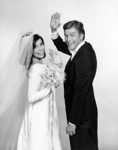 """The Dick Van Dyke Show""Mary Tyler Moore, Dick Van Dykecirca 1961Photo by Gabi Rona - Image 5405_0037"