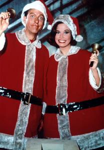 """The Dick Van Dyke Show""Dick Van Dyke, Mary Tyler Moorecirca 1964Photo By Gabi Rona - Image 5405_0048"