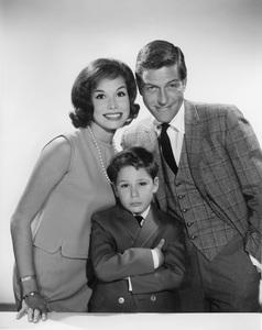 """The Dick Van Dyke Show""Mary Tyler Moore, Larry Matthews, Dick Van Dykecirca 1961Photo by Gabi Rona - Image 5405_0049"